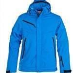 Reklamní softshellová bunda s odepínací kapucí