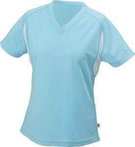 Dámské běžecké tričko s potiskem