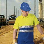 Reflexní pracovní trička a mikiny