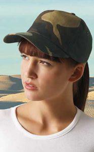 army styl kšiltovka