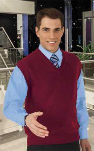 Pánská vesta do kanceláře