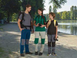 Trekkingové kalhoty dlouhé