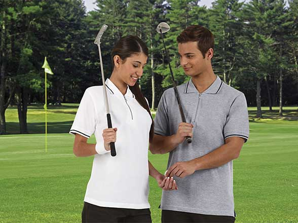 Polo trika na golf