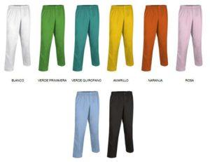 Zdravotnické kalhoty