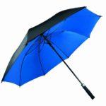 Dvoubarevný deštník Baldachýn