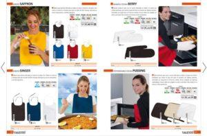 Textil pro gastronomii Valento