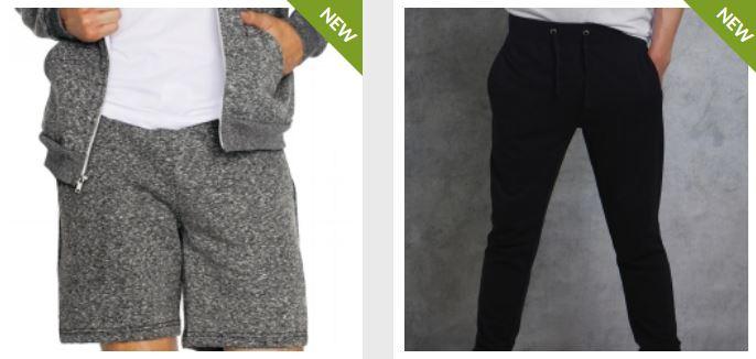 Kvalitní  kalhoty, bermudy a  šortky -  pohodlného střihu a barvy podle vašich představ.