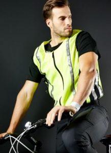 Reflexní cyklistické i pracovní vesty - pro dospělé