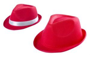Barevný módní polyesterový klobouk pro děti (bez stuhy).