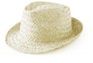 Unisex slámový klobouk.