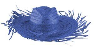 Slaměný klobouk-sombrero