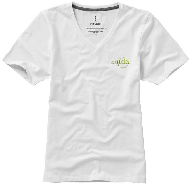 Dámské triko Kawartha s krátkým rukávem