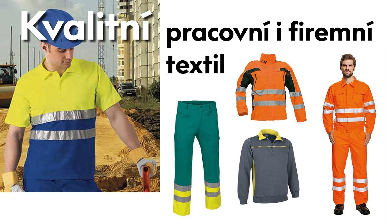 pracovní oděvy praha