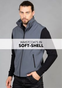 Softshell vesty JRC