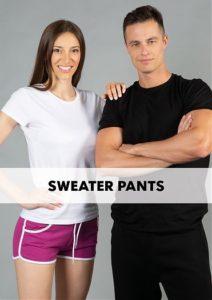 Sportovní kalhoty a tepláky