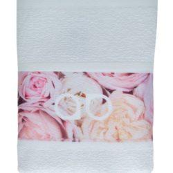 Reklamní froté textil