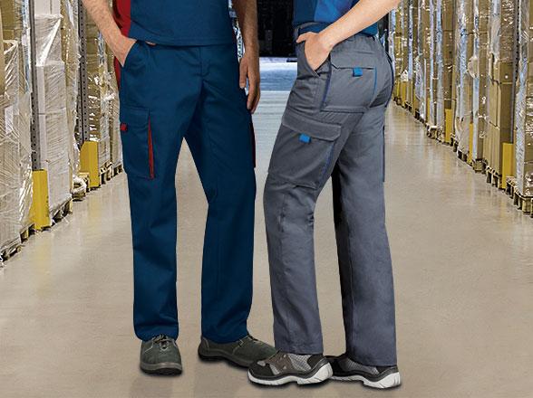 Kalhoty pracovní a montérky