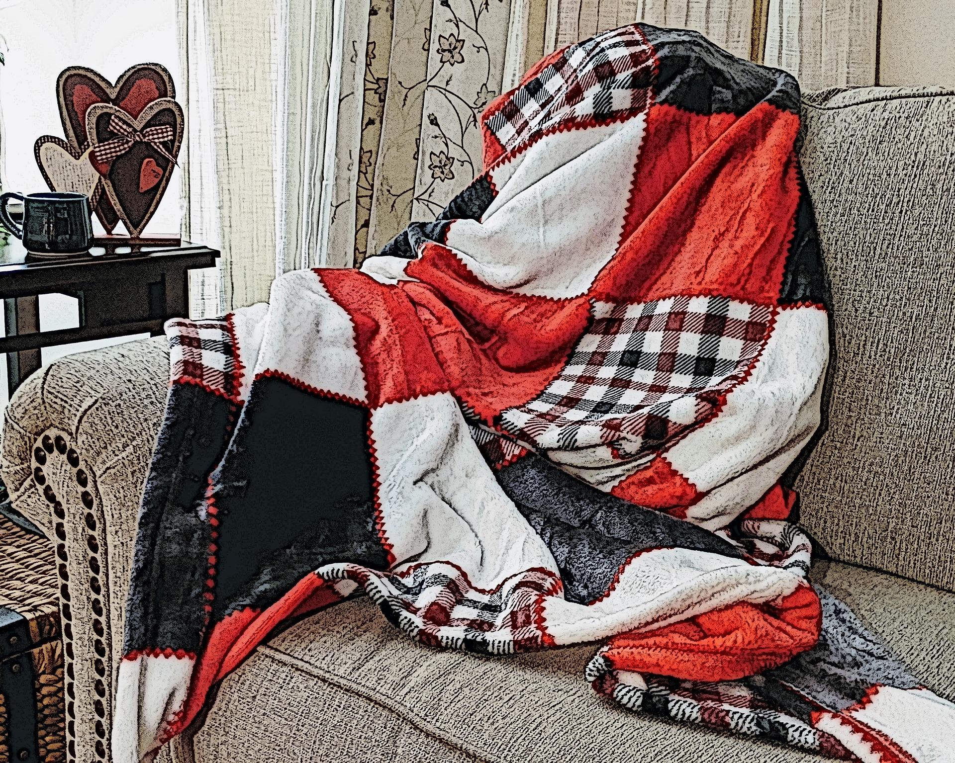 Vánoční textil s možností potisku