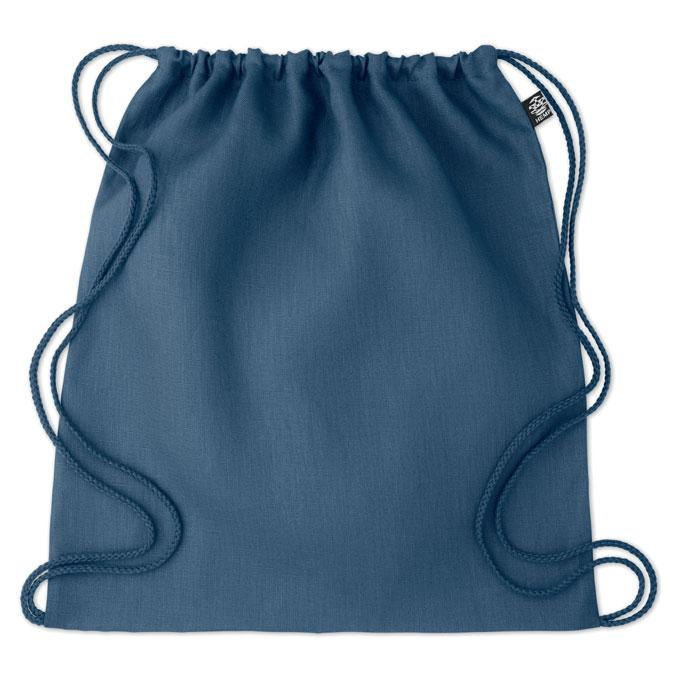 Stahovací batoh z konopí